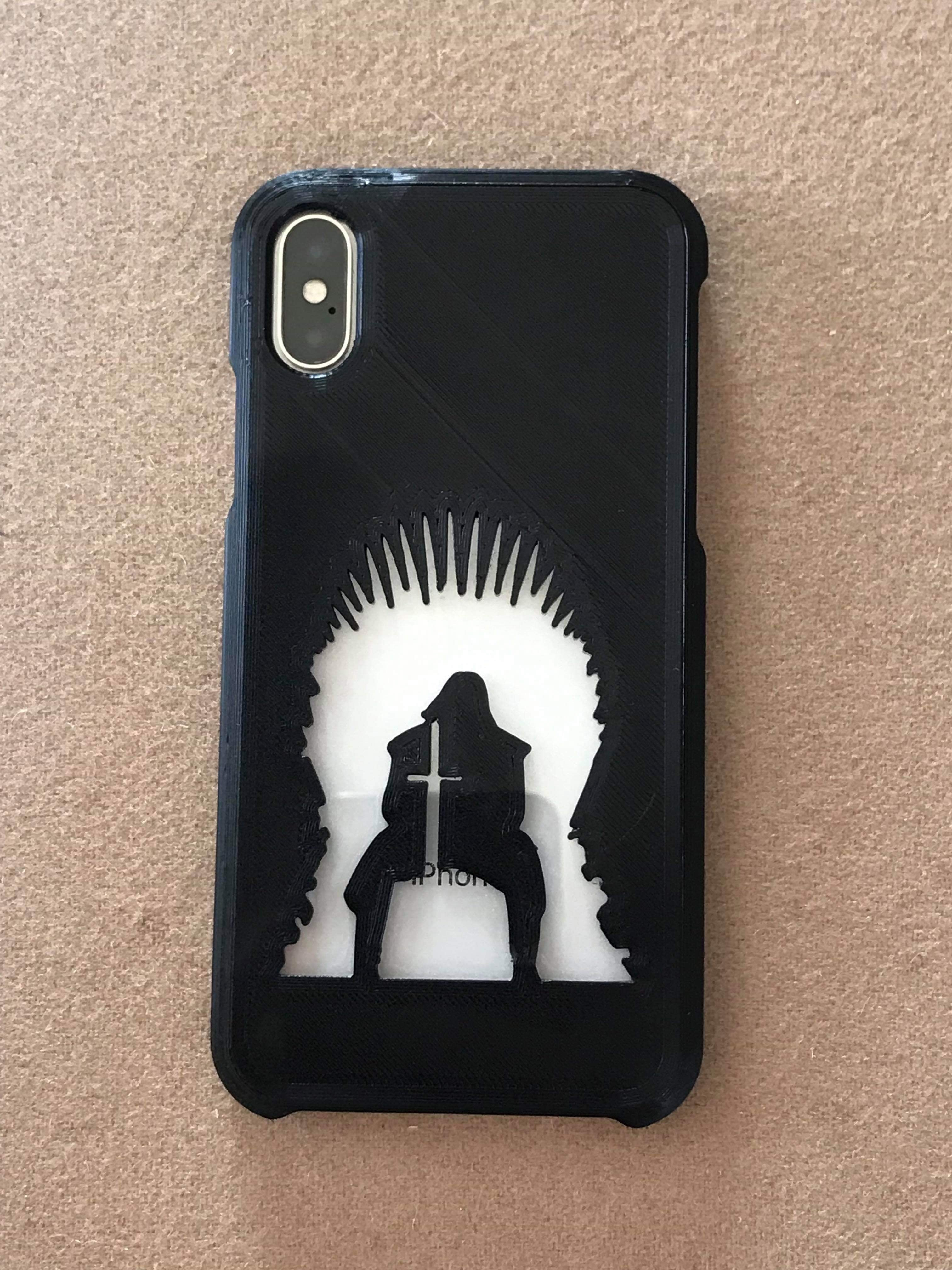 Game Of Thrones 3D Printed Phone Case