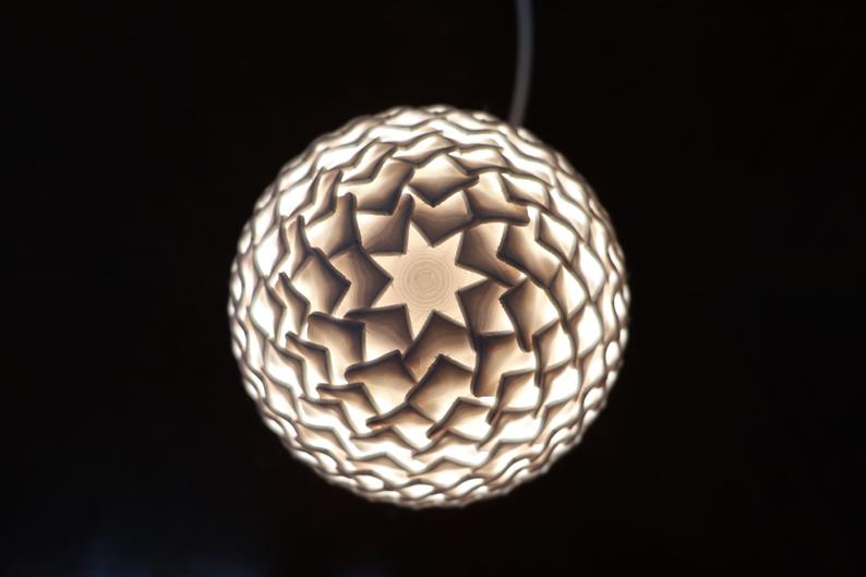 3D Dragon Egg Lamp