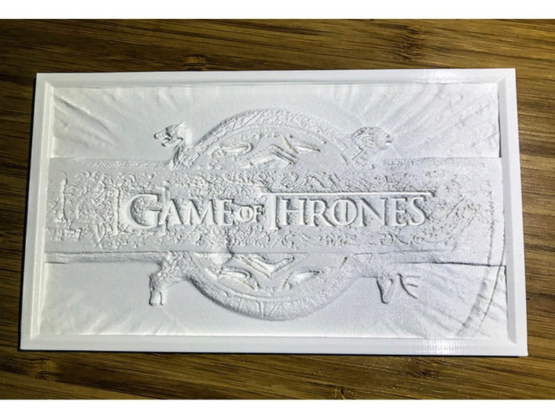 Game of Thrones Decorative Desk Lamp