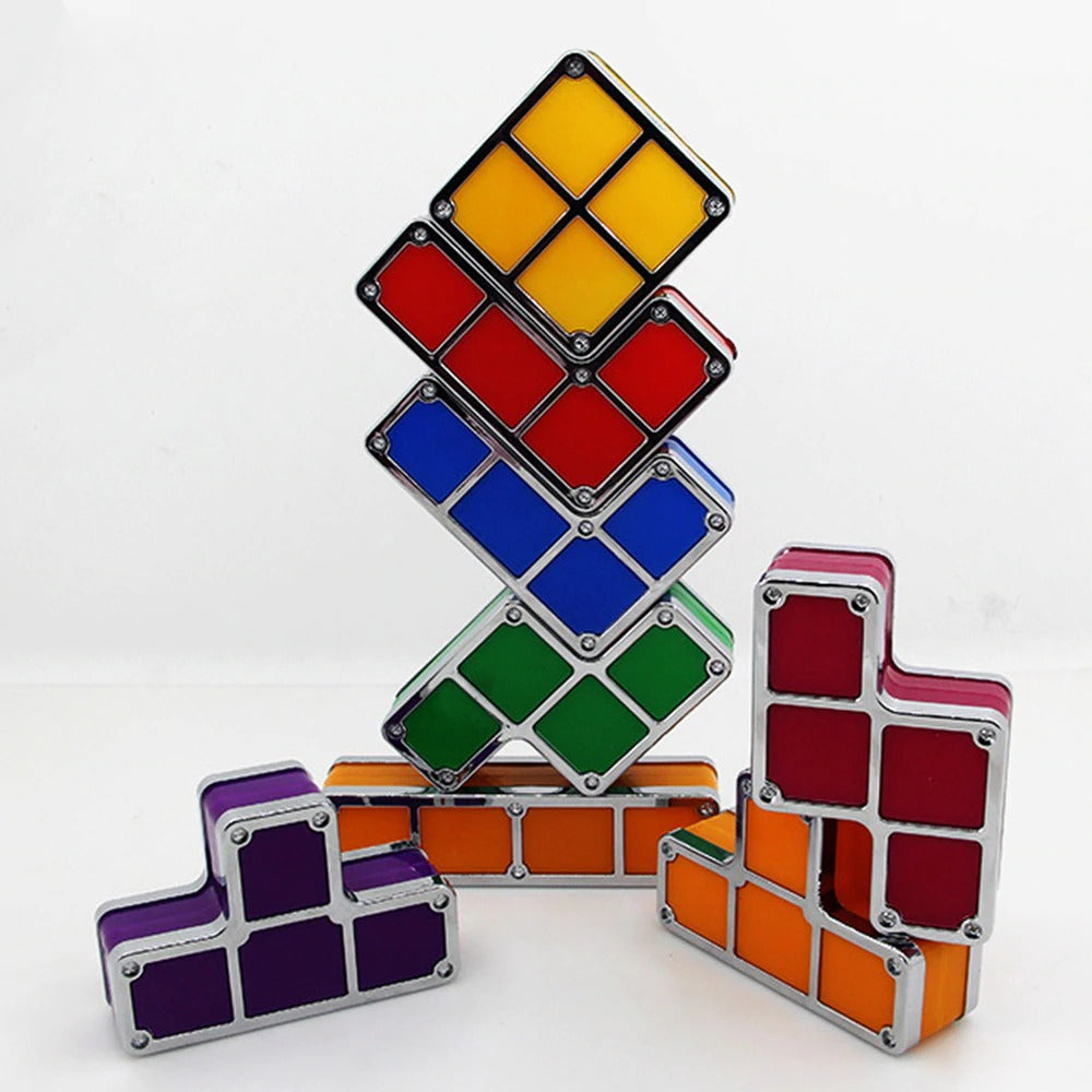 Stackable Tetris Night Light