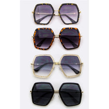 Load image into Gallery viewer, Oversized Butterfly Sunglasses