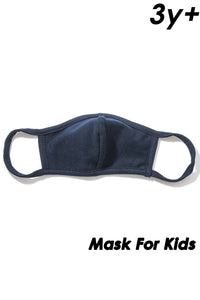 Kid's Reusable Cotton Face Covers