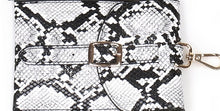 Load image into Gallery viewer, Snake Skin Belt Bag