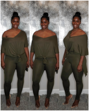 Load image into Gallery viewer, Whitney Set-Olive