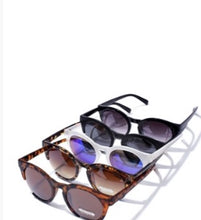 Load image into Gallery viewer, Laila Cut Out Rim Sunglasses