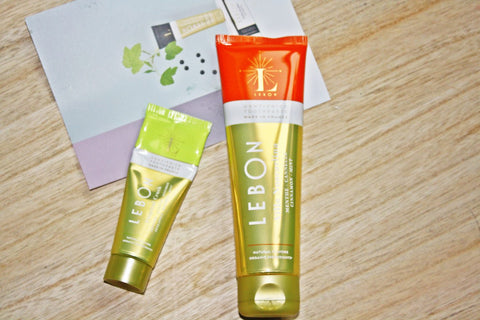 LEBON  natural toothpaste