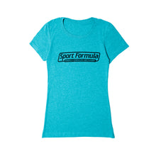 Women's Sport Formula Athletic Cut T-Shirt