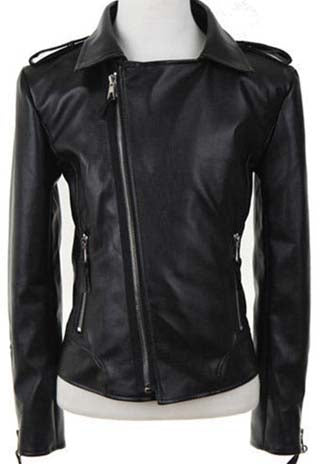 Elegant Fashion Leather Jacket For Women, Black Leather Jacket - theleathersouq