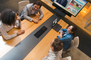 CS-700 AV Video Sound-bar Conferencing System