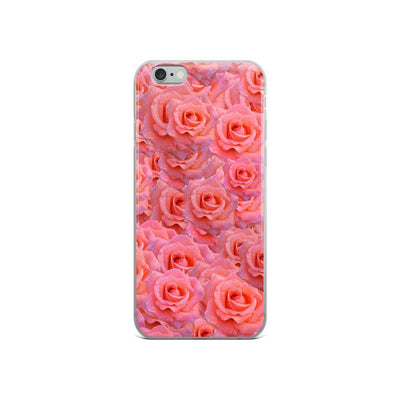 iPhone 6/6s Light Pink Flower Pattern | iPhone 6s Case luxeideal cute pretty cool cases and covers for girls