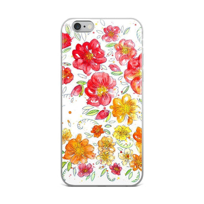 Floral Blossom | iPhone 6s Case  Luxe Ideal Cute, Pretty, Cool Cases and Covers For Girls