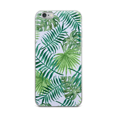 iPhone 6 Plus/6s Plus Jungle Leaves | iPhone 6s Case luxeideal cute pretty cool cases and covers for girls