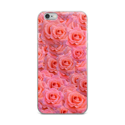 iPhone 6 Plus/6s Plus Light Pink Flower Pattern | iPhone 6s Case luxeideal cute pretty cool cases and covers for girls