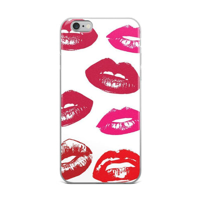 iPhone 6 Plus/6s Plus Lips | iPhone 6s Case luxeideal cute pretty cool cases and covers for girls