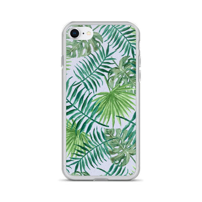 iPhone 7/8 Jungle Leaves | iPhone 6s Case luxeideal cute pretty cool cases and covers for girls