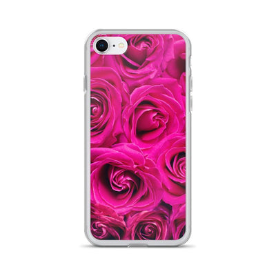 iPhone 7/8 Pink Flowers | iPhone 6s Case luxeideal cute pretty cool cases and covers for girls