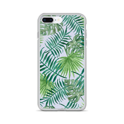 iPhone 7 Plus/8 Plus Jungle Leaves | iPhone 6s Case luxeideal cute pretty cool cases and covers for girls