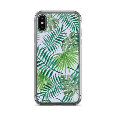 iPhone X Jungle Leaves | iPhone 6s Case luxeideal cute pretty cool cases and covers for girls