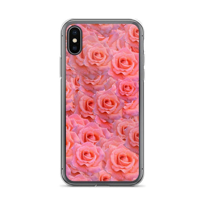 iPhone X Light Pink Flower Pattern | iPhone 6s Case luxeideal cute pretty cool cases and covers for girls