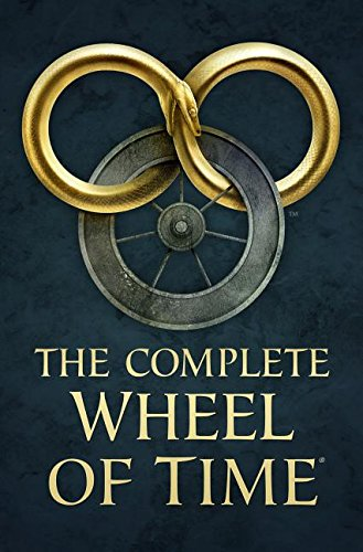 The Complete Wheel of Time Series Set (1-14): Robert Jordan: Paperbacks - Troogears
