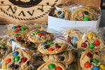 Angie's M&M & Chocolate Chip Cookies