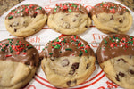Angie's Chocolate Dipped Chocolate Chip Cookies