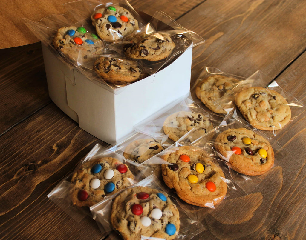 Variety Pack of Angie's Cookies (Peanut-free option available)