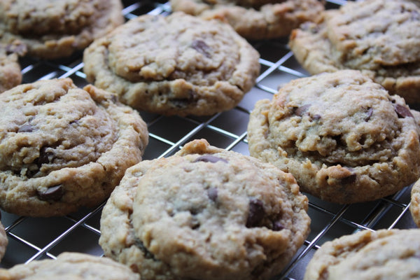 Angie's Oatmeal Chocolate Chip Cookies