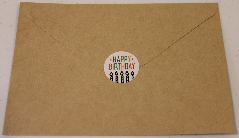 Happy Birthday Celebration Card