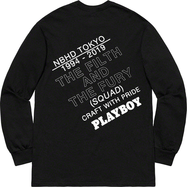 Playboy x Neighborhood Fury LS Shirt