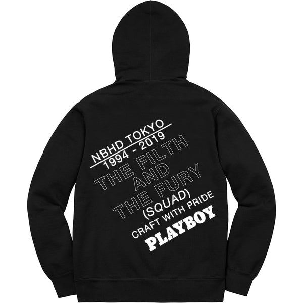 Playboy x Neighborhood Fury Hoodie