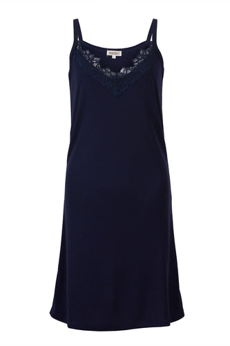 Eaden Grace nightie – colour: navy
