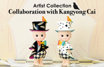 「Sonny Angel Artist Collection -Collaoration with Kangyong Cai-」発売決定!