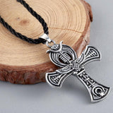 Veg-Visir, , EGYPTIAN CROSS NECKLACE, Jewels, Jewelry, Vikings, Norse - Veg-Visir