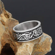 JORMUNGAND DRAGON RING