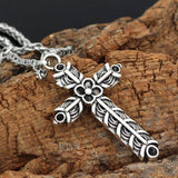 Veg-Visir, , ATHELSTAN'S CROSS NECKLACE, Jewels, Jewelry, Vikings, Norse - Veg-Visir
