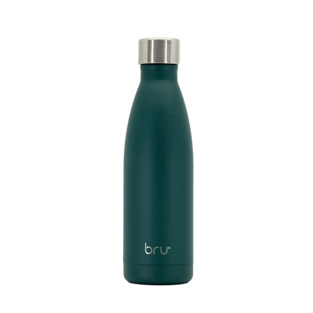 bru bottle green,Reusable water bottles, reusable bottle, best reusable water bottle