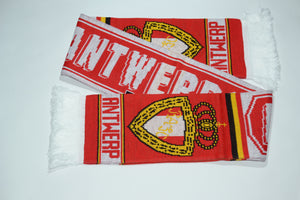 Antwerp Acrylic Football Scarf