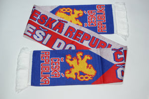 Cska Czech Republic Acrylic Football Scarf