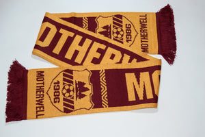 Motherwell Acrylic Football Scarf
