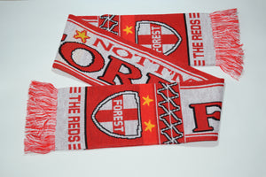 Notts Forest Acrylic Football Scarf