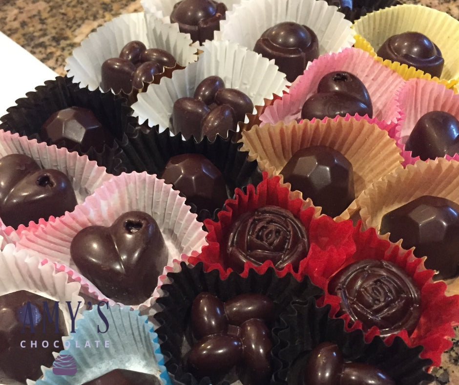 24 PC or 50 PC ASSORTED TRUFFLE
