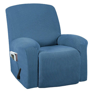 Stretch Chair Sofa Slipcovers with Pocket - Spandex Non Slip Soft Couch Sofa Cover