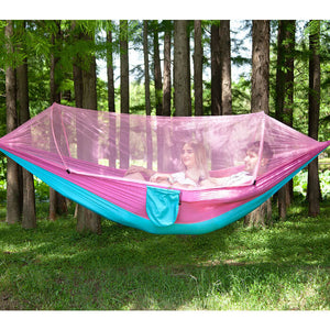 Ultralight Hammock With Mosquito Net