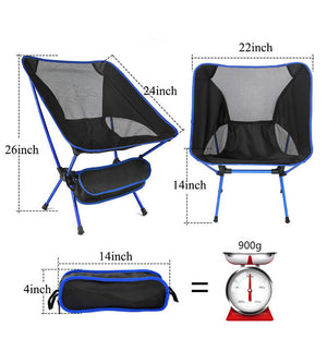Outdoor Folding Chairs|Camping Seat