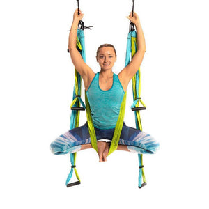 Aerial Yoga Swing Set,Swing Yoga Hammock,Antigravity Ceiling Hanging Yoga Sling