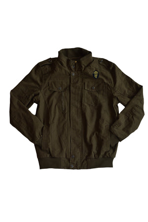 Bomber Pup Jacket- Feeds 14 Rescue Dogs
