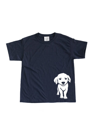 Kids Pup Tee - Feeds 4 Rescue Dogs