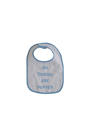 Baby All Doggo Bib - Feeds 3 Rescue Dogs
