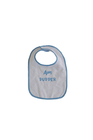 Baby Am Pupper Bib - Feeds 3 Rescue Dogs